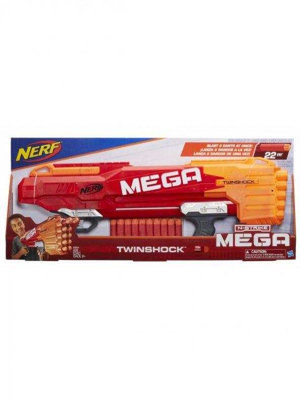 Nerf N-Strike Mega Twinshock Hasbro Orjinal