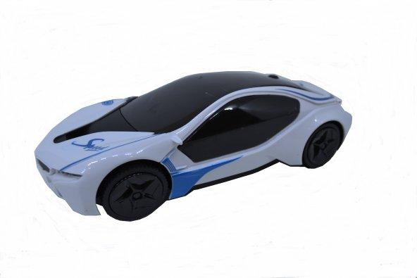 Pilli Araba V Racing 3d Işıklı Sesli