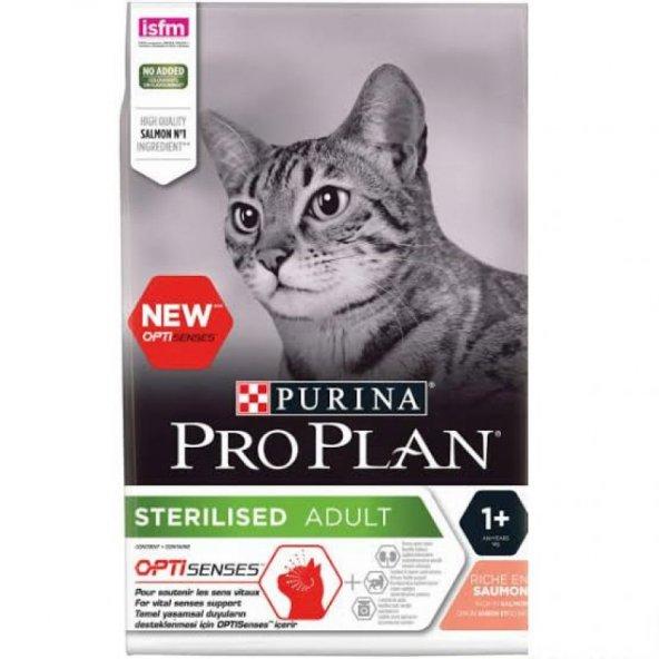Proplan Somon Balıklı Kısırlaştırılmış Kedi Maması 3 Kg