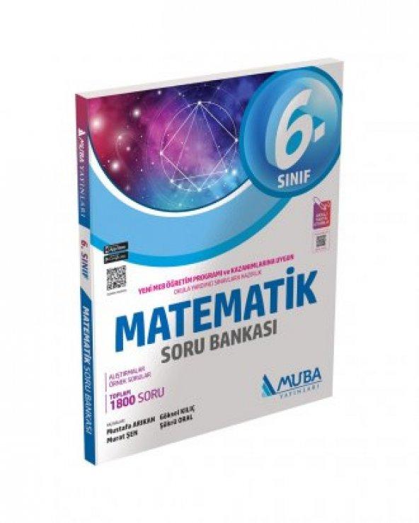 Muba Yayınları 6. Matematik Soru Bankası