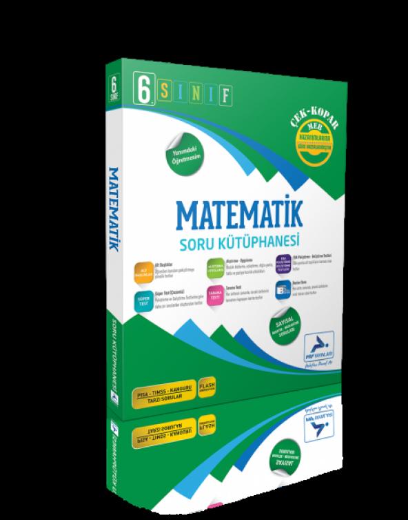 Paraf Yayınları 6. Sınıf Matematik Soru Kütüphanesi