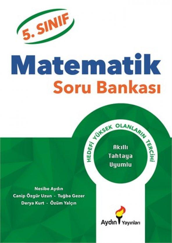 Aydın Yayınları 5. Sınıf Matematik Soru Bankası