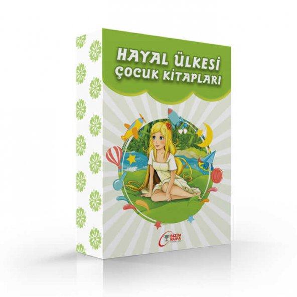Bizim Kupa Yayınları Hayal Ülkesi Çocuk Kitapları 2. 3. Sınıf