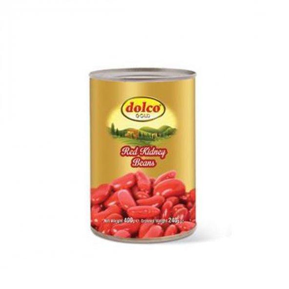 Dolco Gold Meksika Fasülyesi Red Kidney 400 Gr