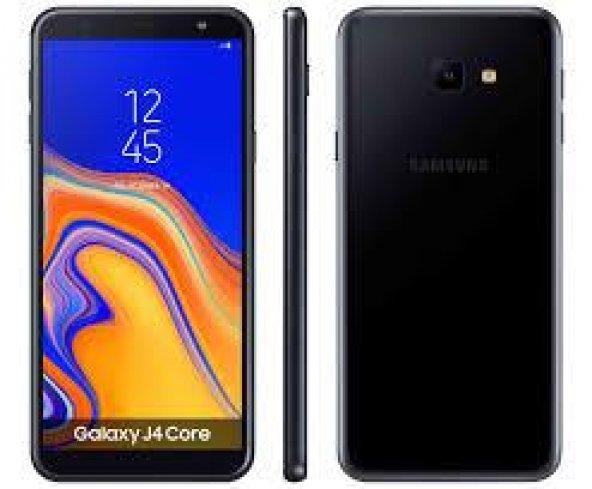 SAMSUNG GALAXY J4 CORE 16GB-BLACK-(Samsung Türkiye Garantili)