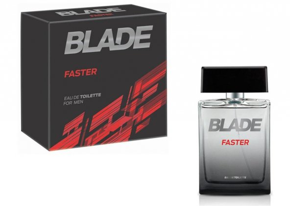 Blade Faster EDT 100ML Erkek Parfümü