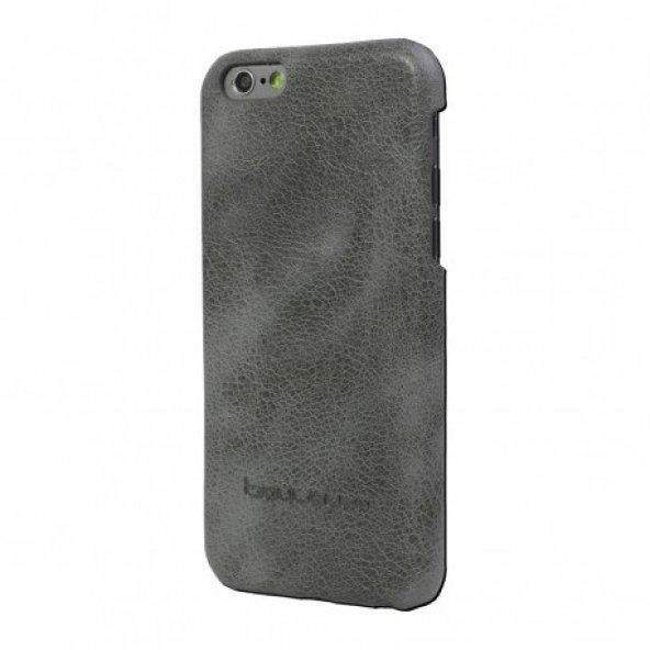 Bouletta Ultimate Jacket iPhone 6 Plus Deri Telefon Kılıfı - Vs4