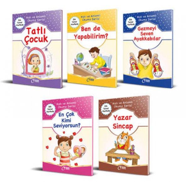 Hızlı Ve Anlamlı Okuma Serisi (5Kitap) 1. Sınıf Okuma Kitabı