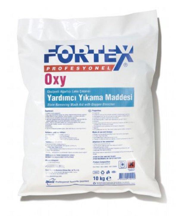 Oksijenli Ağartıcı Leke Çıkarıcı Yardımcı Yıkama Mad. FORTEX OXY