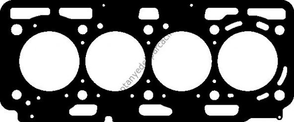 SKC MEGANE III-FLUENCE-CLIO III-KANGO-LOGAN 1.5DCI K9K 110447055R