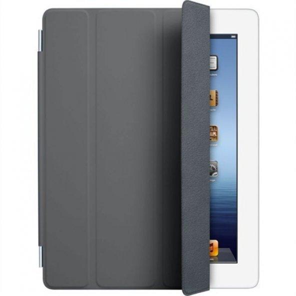 Apple iPad Koyu Gri Poliüretan Smart Cover MD306ZM/A