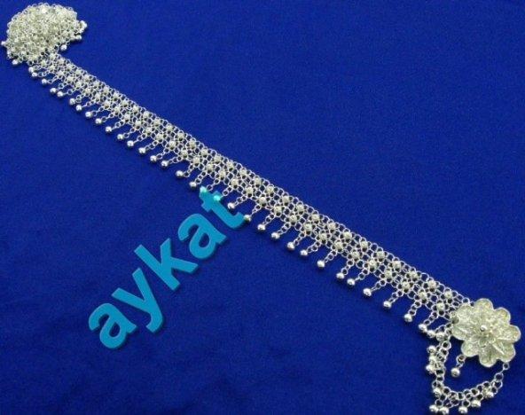 TKR-05 Gümüş Telkari Kemer