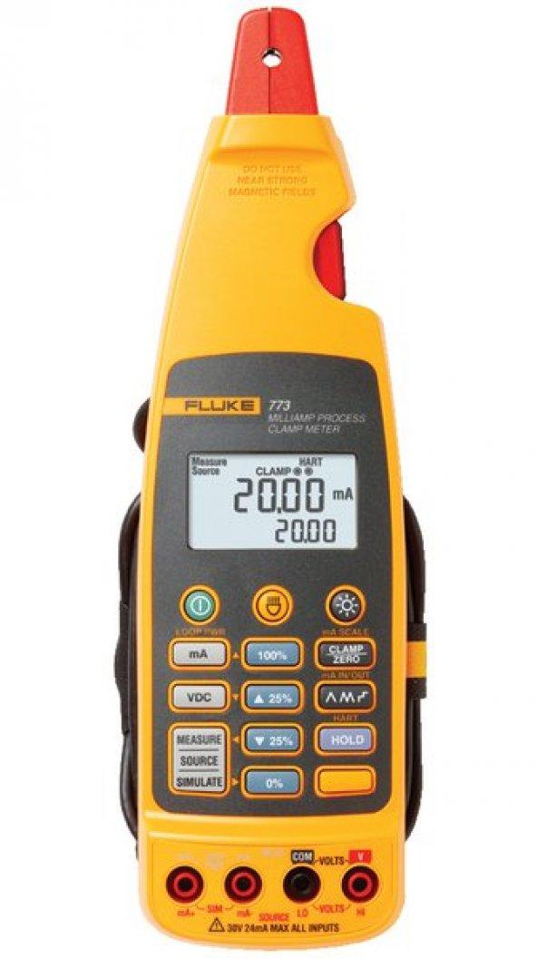 Fluke 773 Milliamp Process Clamp Meters