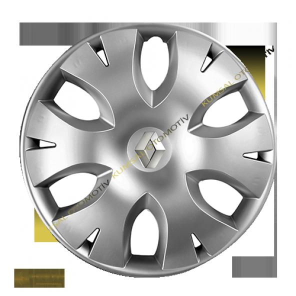 15 İnç Renault Megan 4 Jant Kapağı 4Lü Set - Aynı Gün Kargo