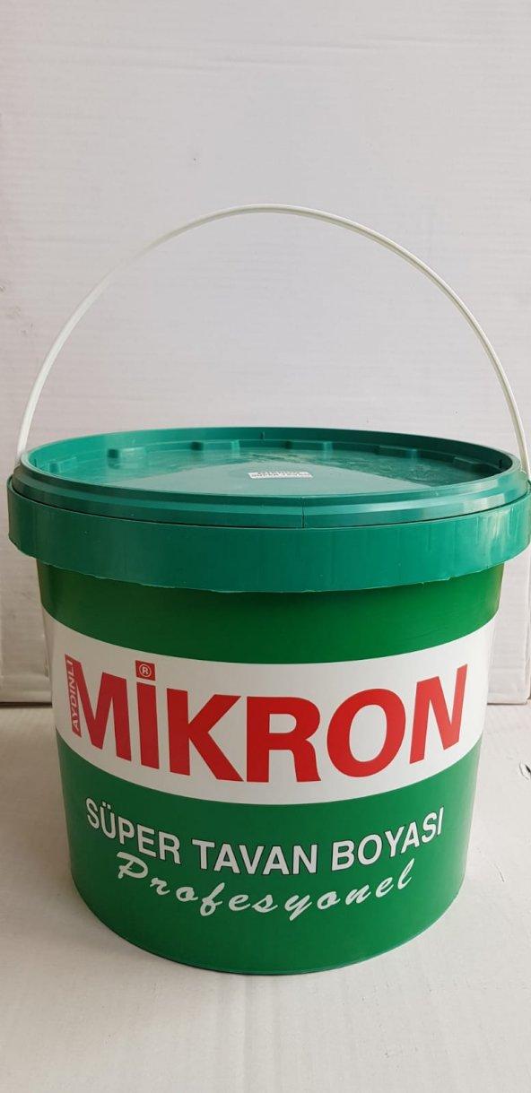Mikron Tavan Boyası 20 kg.