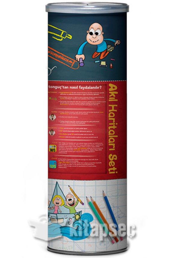 7.1 Akıl Haritaları Seti Tonguç Akademi