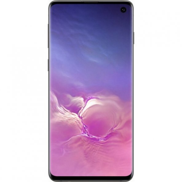 SAMSUNG GALAXY S10 128GB PRİSM BLACK-(Samsung Türkiye Garantili)