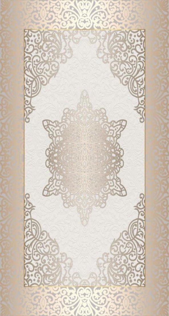 Homex Dijital Saçaklı Paspas 1037-80x150 cm