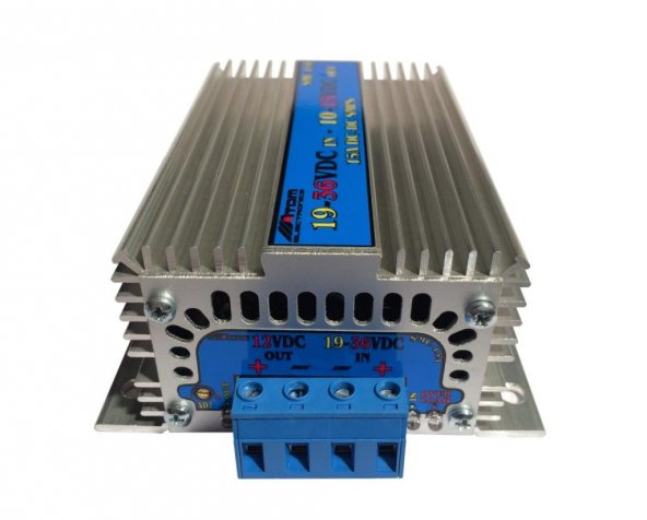 SMPS  ATM  DC-DC  in:19-36V DC out:10-15VDC 15A SMC-15A