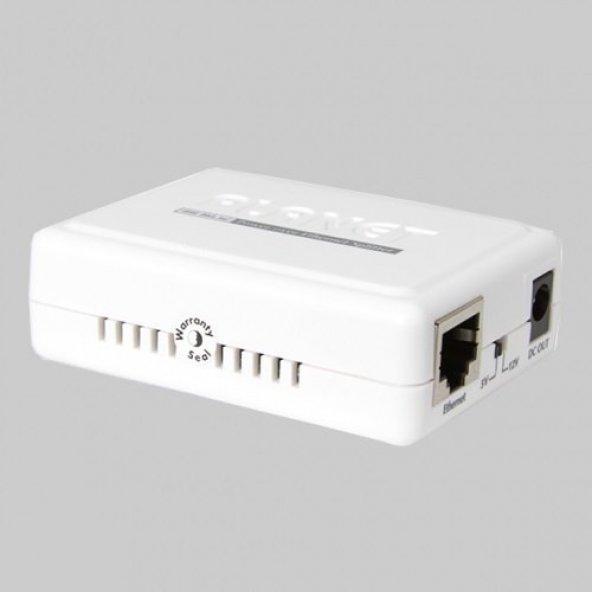 PLANET POE-152  IEEE802.3af PoE  injector - End-Span for Gigabit