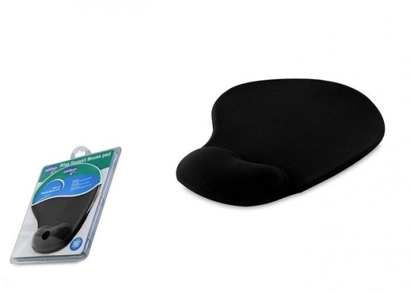 Addison Mouse Pad 300152-300151-300520 Siyah-Kırmızı / Mavi Silik