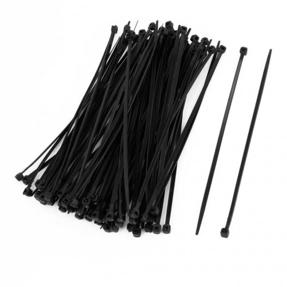 Kablo Bağı Tork 100X2,5 mm 100 AD. Siyah