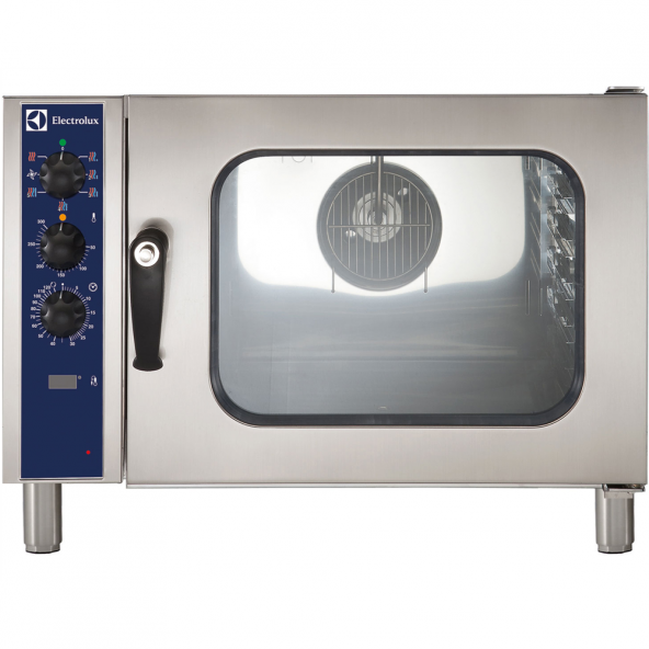 Electrolux Konveksiyonel Buharlı Fırın - Elektrikli - 6 GN 1/1