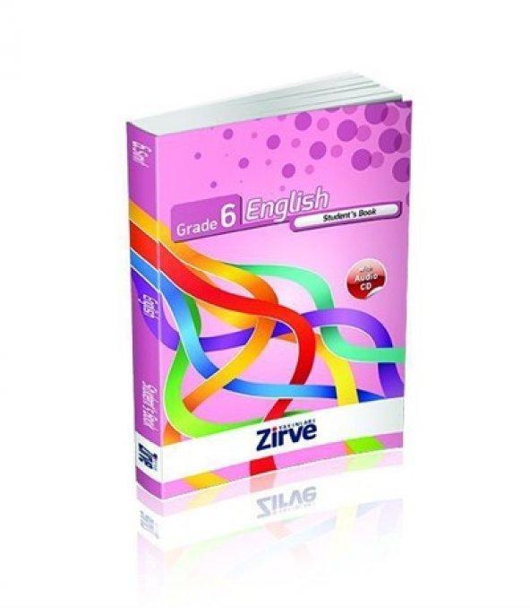 Zirve Grade 6 English Students Book