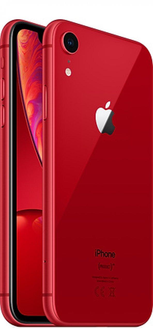 Apple iPhone XR 64 GB RED SPECİAL EDİTİON (Apple Türkiye Garantili)