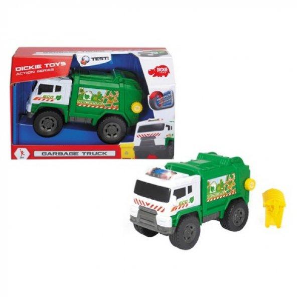 Dickie Toys Garbage Truck Çöp Kamyonu