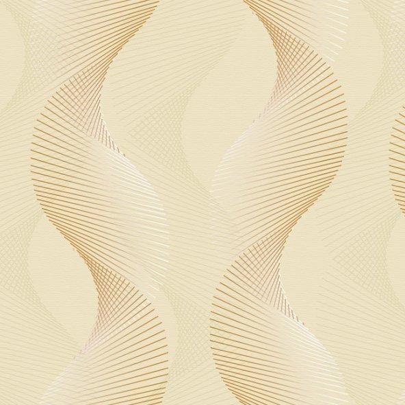 Truva 8605-4 Modern Desenli Vinil Duvar Kağıdı