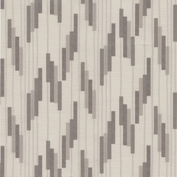 Truva 8607-3 Geometrik Desenli Duvar Kağıdı