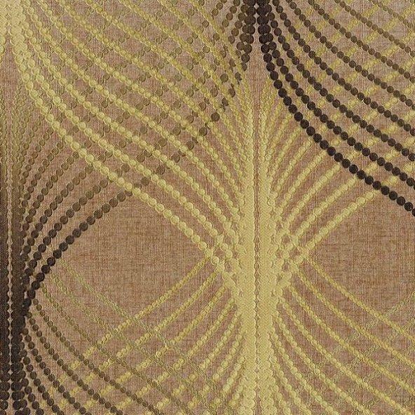 Nadia 9712-4 Geometrik Desenli Duvar Kağıdı