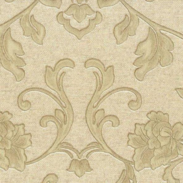 Nadia 9717-3 Çiçek Desenli Duvar Kağıdı