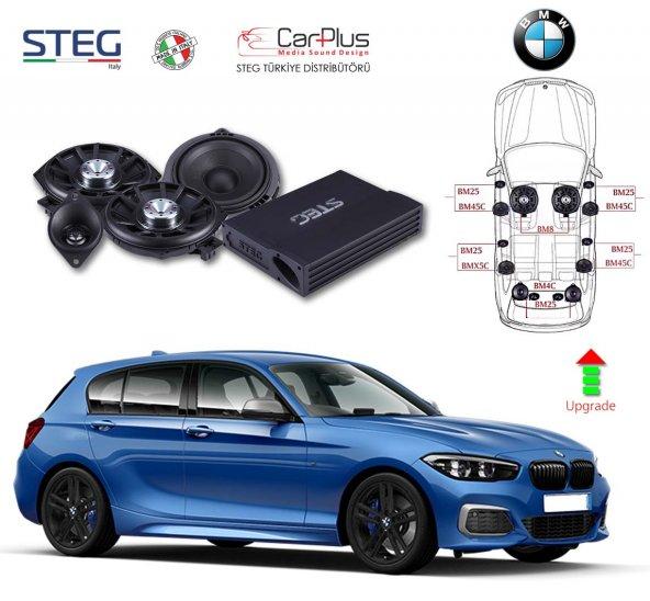 BMW 1 Serisi STEG Italy Sound System FULL PAKET