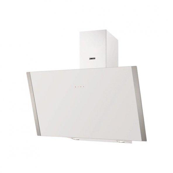 Zanussi ZHV64450WA Beyaz Duvar Tipi Davlumbaz