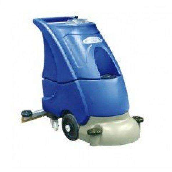 Cleanvac B 3501 Akülü Zemin Temizleme Makinesi