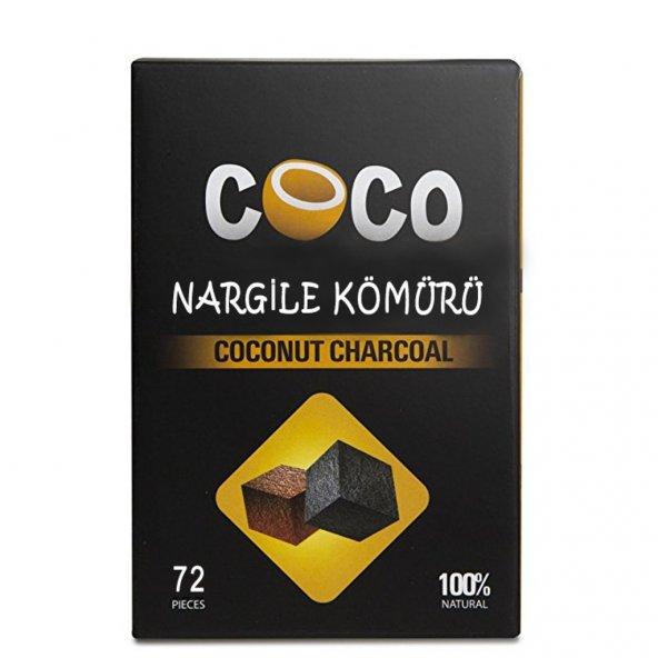 10 KG Coco Hindistan Cevizi Kömürü - Nargile Kömürü