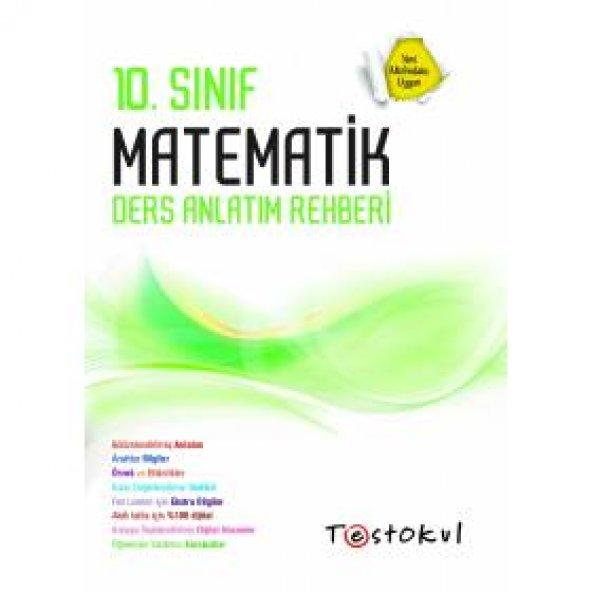 Test Okul 10.Snf. Ders Anlatım Rehberi / Matematik