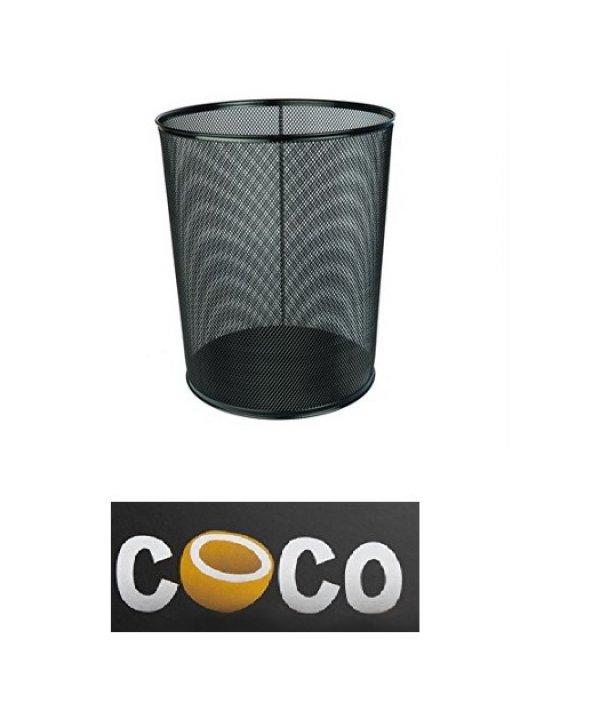 COCO Metal Perfore Çöp Kovası 20 TL ve üzeri Ücretsiz Kargo