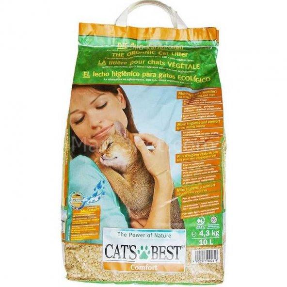 Cats Best Comfort Kedi Kumu 10 LT