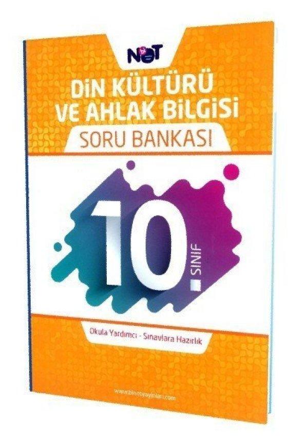 BiNot Yayınları 10.Sınıf Din Kültürü ve Ahlak Bilgisi Soru Bankas
