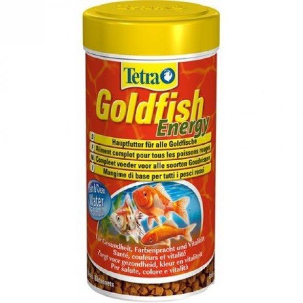 Tetra Goldfish Energy 250 ML Japon Yemi