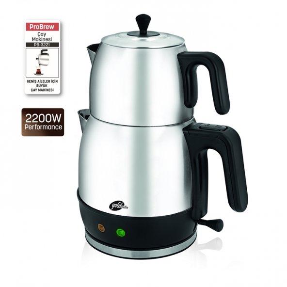 PB-3221 ProBrew Çay Makinesi