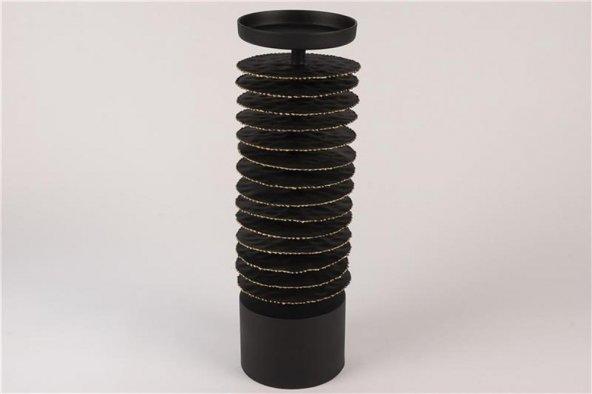 Siyah Mumluk 35cm