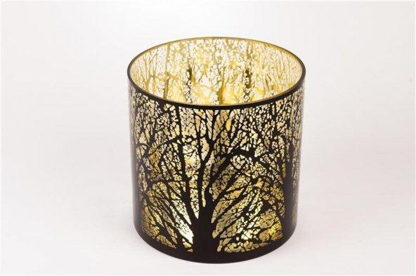 Gold Siyah Mumluk 20cm