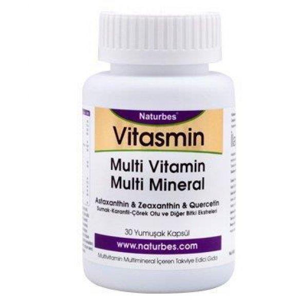 NATURBES Vitamin 30 Tablet