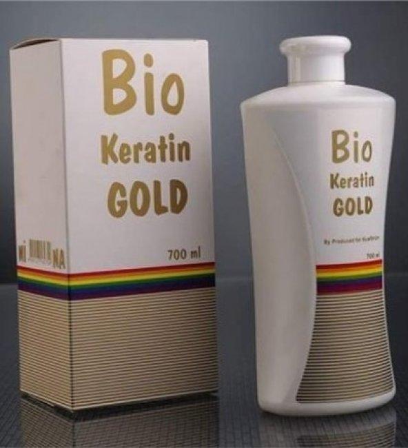 BİO KERATİN GOLD 700 ML *