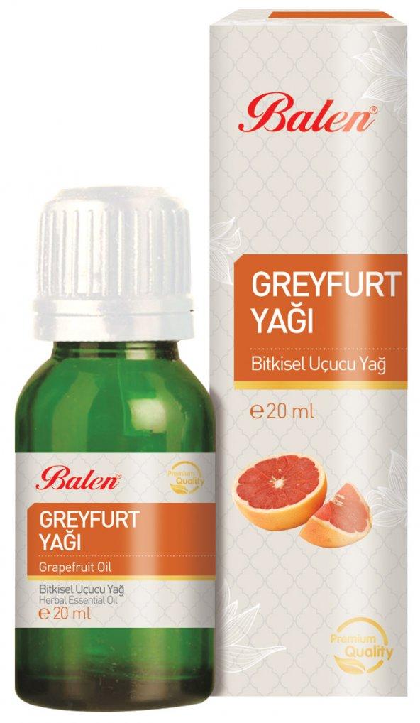 Balen Greyfurt Yağı 20 ml