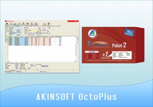 AKINSOFT OCTOPLUS PAKET 2
